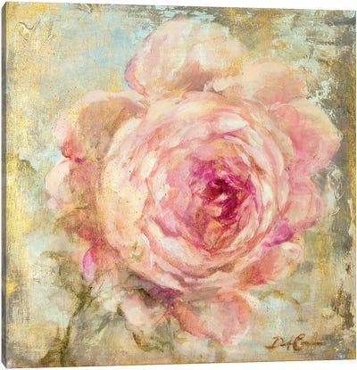 Rose Gold II Canvas Art Print