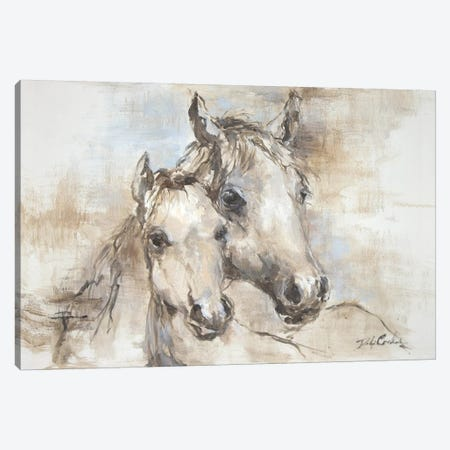 Comfort Canvas Print #DEB87} by Debi Coules Canvas Wall Art