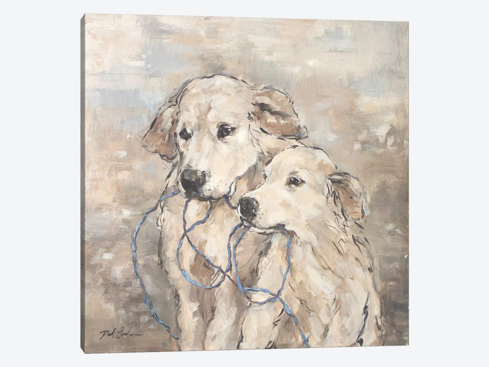 Family by Debi Coules 1-piece Canvas Artwork