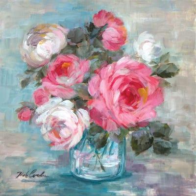 single piece Summer Roses