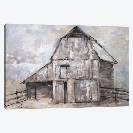 The Barn Canvas Print #DEB98} by Debi Coules Canvas Art