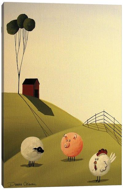 The Breakfast Club Canvas Art Print