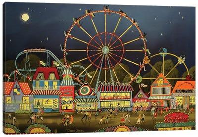 The Country Fair Canvas Art Print