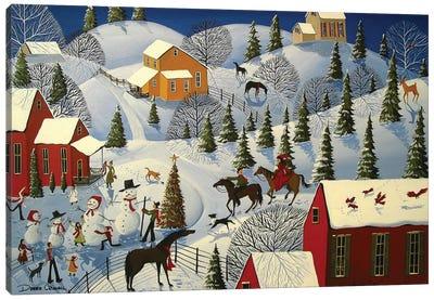 Grandma Gifts Canvas Art Print