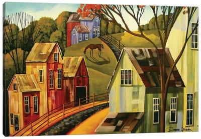 Country Brilliance Canvas Art Print