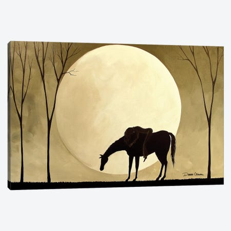 A Quiet Moment Canvas Print #DEC3} by Debbie Criswell Canvas Artwork