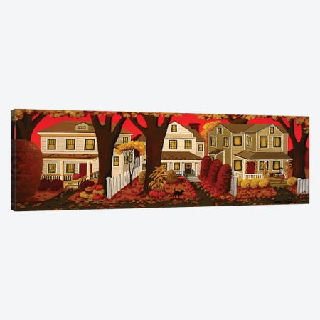 October Canvas Print #DEC72} by Debbie Criswell Canvas Print