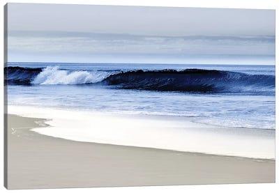 Blue Wave II Canvas Art Print