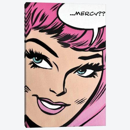 Mercy?? Canvas Print #DEG34} by D13EGO Canvas Wall Art