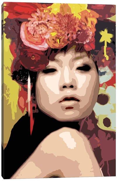 Flowerful Canvas Art Print