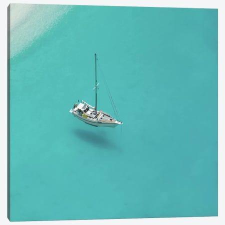 Shipwreck Beach Canvas Print #DEL106} by Danita Delimont Art Print