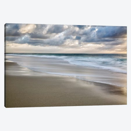 La Jolla Sunset Canvas Print #DEL112} by Danita Delimont Art Print