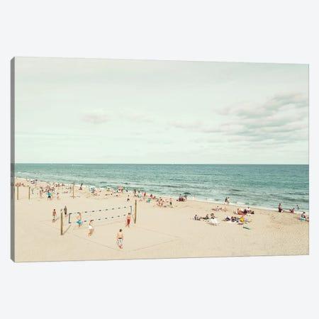 Day At The Beach Canvas Print #DEL123} by Danita Delimont Canvas Art
