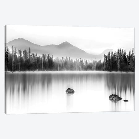 Mountain Reflection Canvas Print #DEL130} by Danita Delimont Canvas Art Print