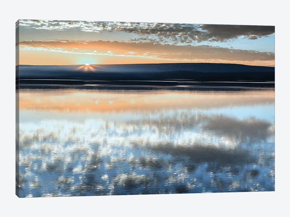 Serene Sunrise by Danita Delimont 1-piece Canvas Art