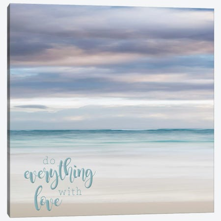 Bavaro Beach I Canvas Print #DEL143} by Danita Delimont Canvas Art