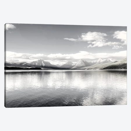 Crystal Lake Canvas Print #DEL157} by Danita Delimont Canvas Art