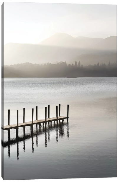 Dusky Dawn Canvas Art Print