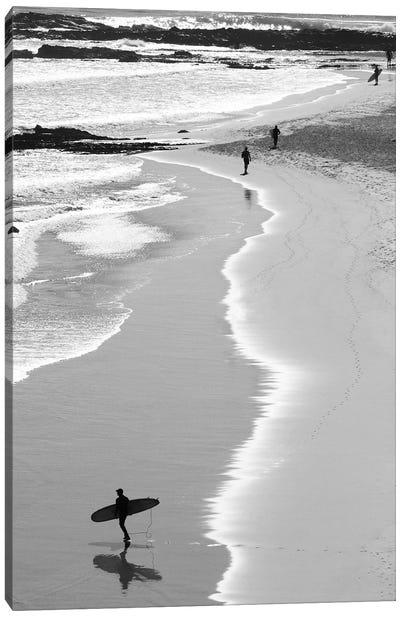 Gold Coast Beach Canvas Art Print