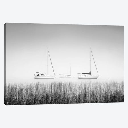 Island Boat Canvas Print #DEL161} by Danita Delimont Canvas Artwork