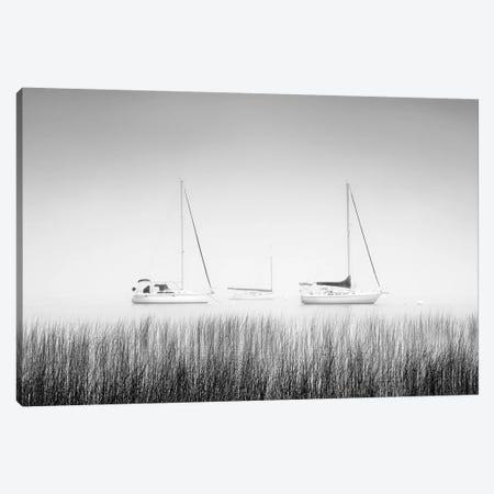 Island Boat Canvas Print #DEL161} by Danita Delimont Canvas Artwork
