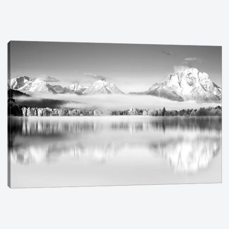 Peak Reflection Canvas Print #DEL166} by Danita Delimont Canvas Print