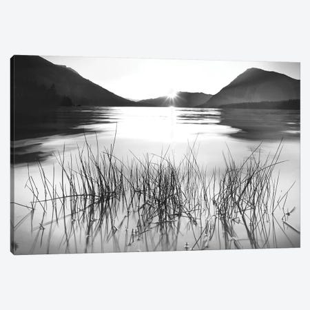 Whisper Lake Canvas Print #DEL169} by Danita Delimont Canvas Art