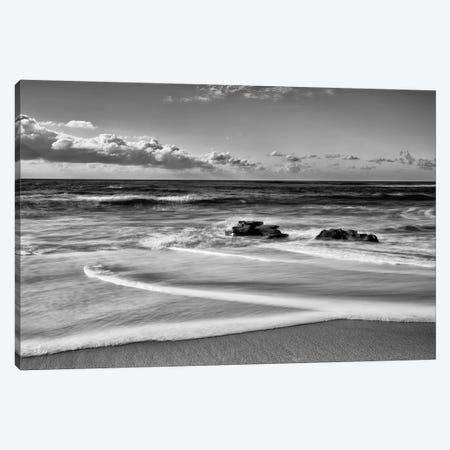 Whispering Sands Beach Canvas Print #DEL170} by Danita Delimont Canvas Print