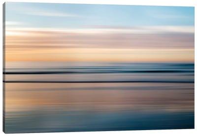 La Jolla Waves Canvas Art Print