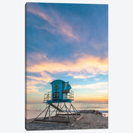 Sunset in Carlsbad Canvas Print #DEL208} by Danita Delimont Canvas Art Print