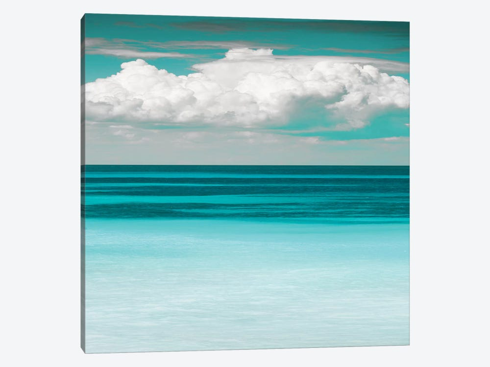Teal Bay by Danita Delimont 1-piece Canvas Wall Art