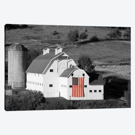 American Farmhouse 3-Piece Canvas #DEL27} by Danita Delimont Canvas Artwork