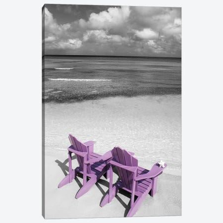 Beach Getaway Canvas Print #DEL28} by Danita Delimont Art Print
