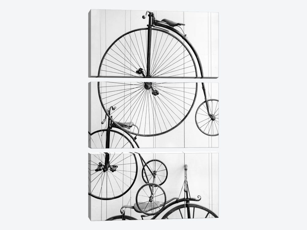 Classic Rides 3-piece Canvas Print