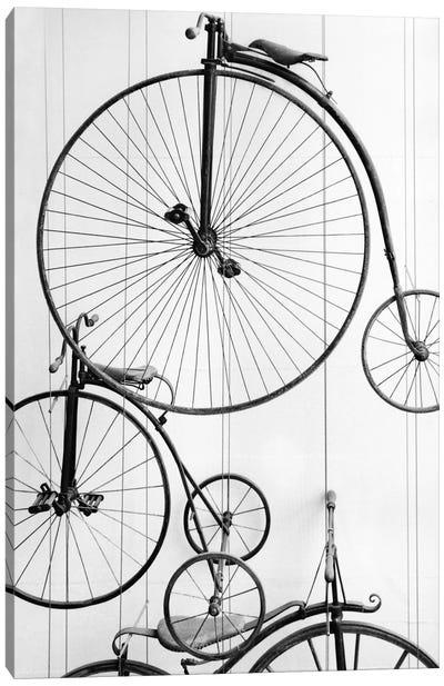 Classic Rides Canvas Art Print