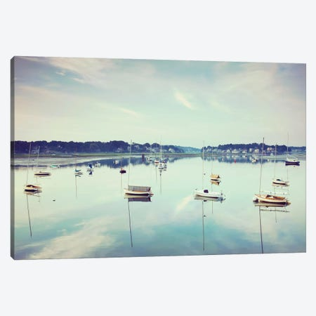 Cape Ann Marina Canvas Print #DEL30} by Danita Delimont Canvas Artwork