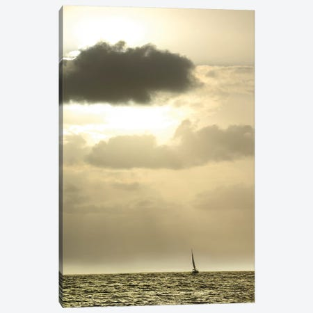 Carribbean Sail Canvas Print #DEL31} by Danita Delimont Canvas Artwork