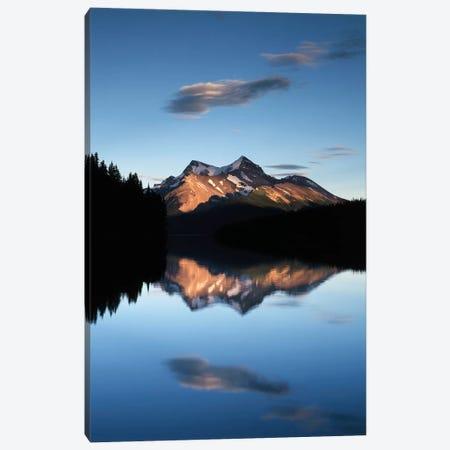 Jasper Mountains Canvas Print #DEL34} by Danita Delimont Canvas Art Print