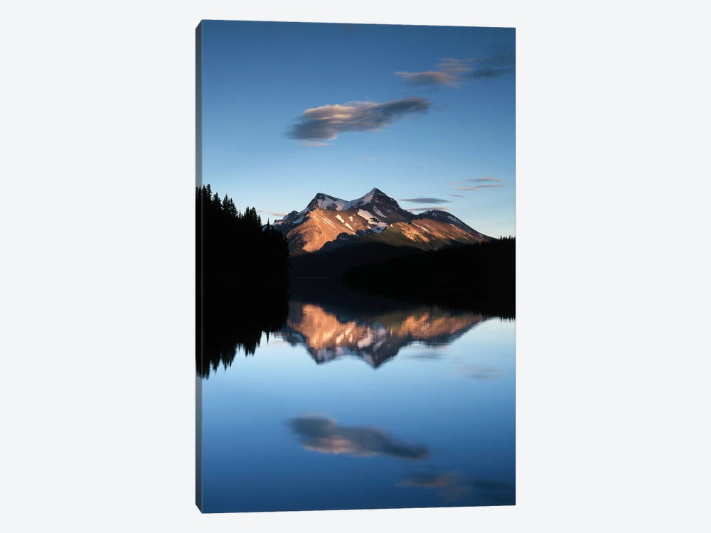 Jasper Mountains by Danita Delimont 1-piece Canvas Wall Art