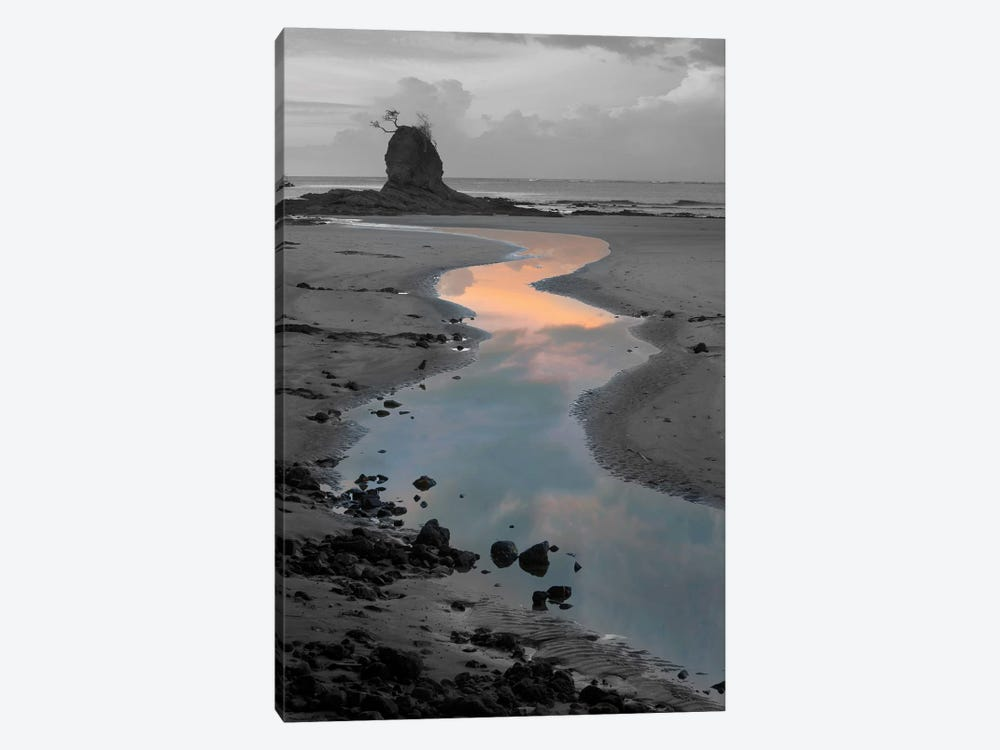 Playa Carrillo Inlet by Danita Delimont 1-piece Canvas Print