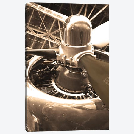 DC 4 Aircraft Canvas Print #DEL3} by Danita Delimont Art Print