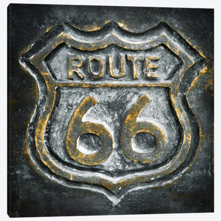 Route 66 Canvas Print #DEL41} by Danita Delimont Canvas Print