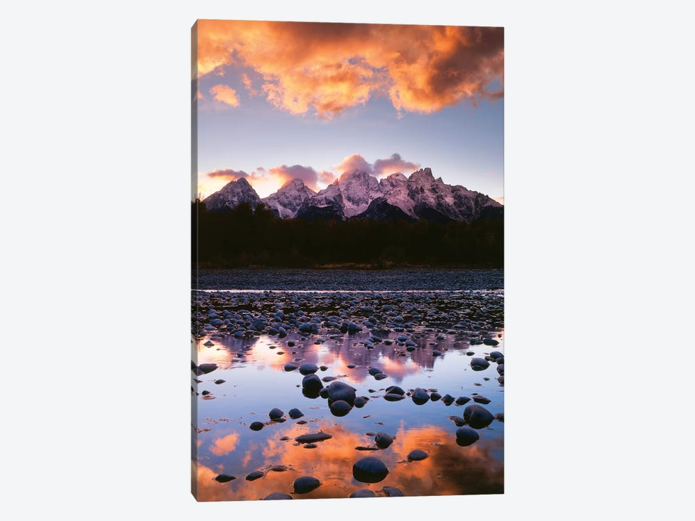 Snake River Reflection I by Danita Delimont 1-piece Canvas Art Print
