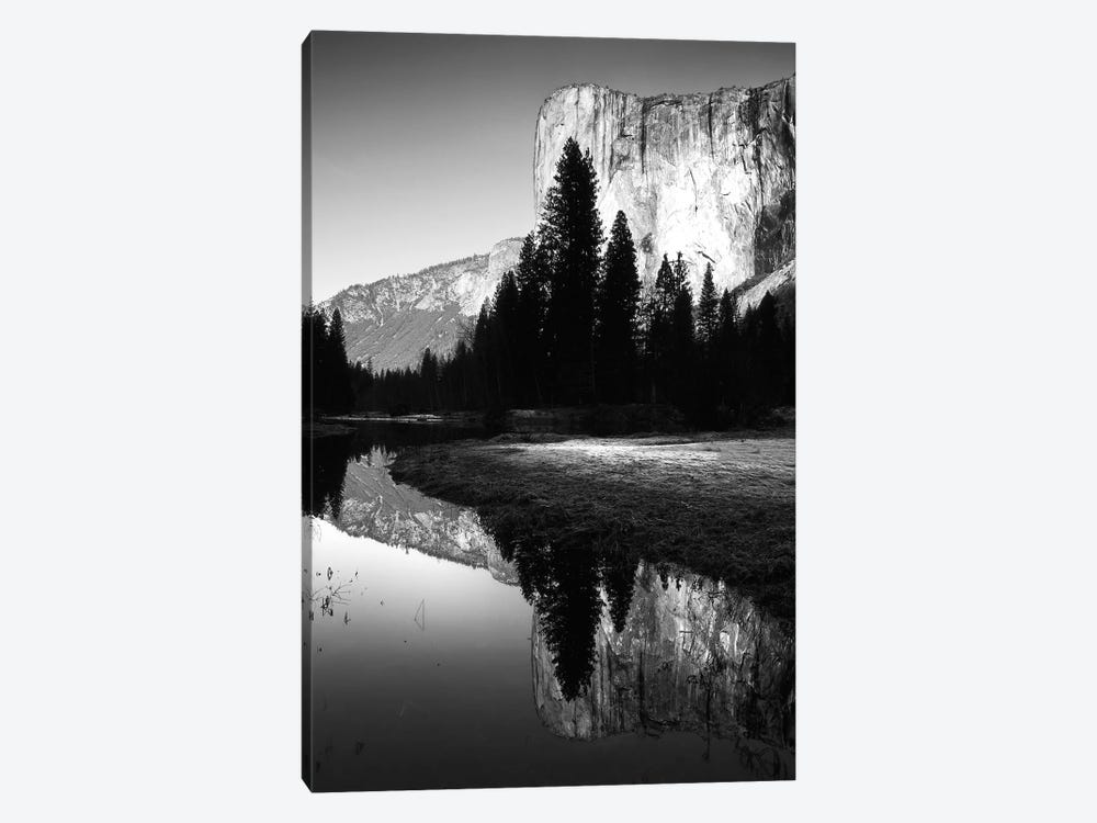 Snake River Reflection II 1-piece Canvas Art