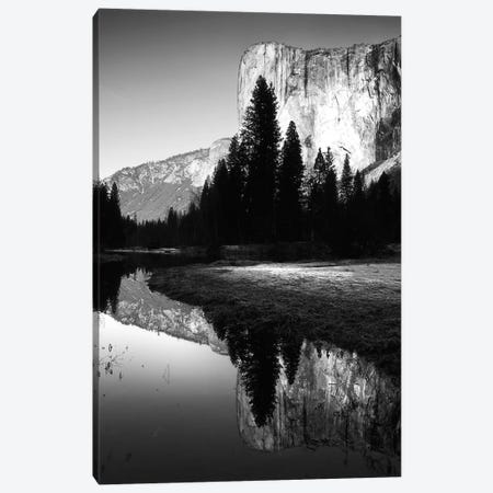 Snake River Reflection II Canvas Print #DEL43} by Danita Delimont Canvas Art Print