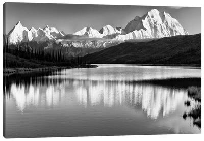 Wonder Lake Canvas Art Print