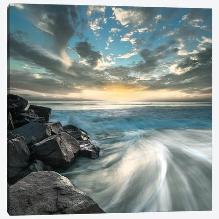 California Dreaming Canvas Print #DEL49} by Danita Delimont Art Print