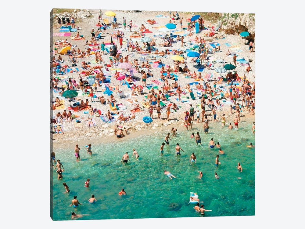 Weekend At The Beach by Danita Delimont 1-piece Canvas Print