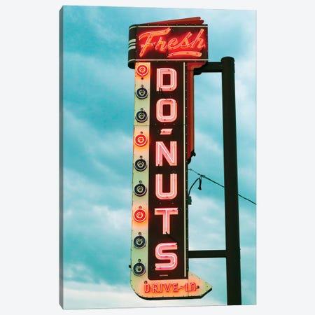 Fresh Donuts Canvas Print #DEL52} by Danita Delimont Canvas Artwork