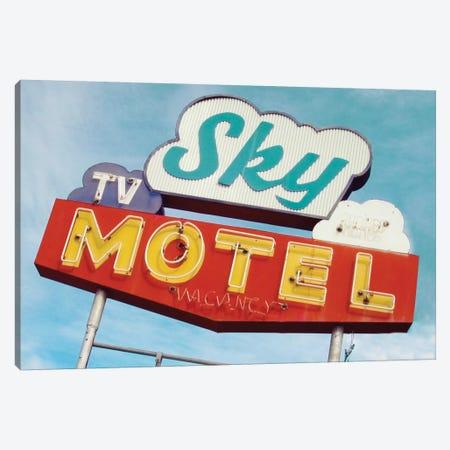 Sky Motel Canvas Print #DEL62} by Danita Delimont Canvas Art Print
